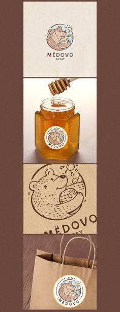 logobaker.ru | логотип | алтайский медвед