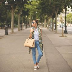 40 Outfits That Prove You Need a Pair of White Shoes In YourLife | StyleCaster