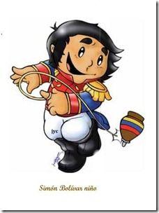 Educación Inicial Seccion B Semana Bolivariana