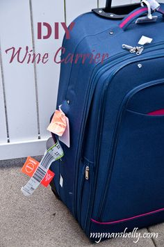 wine carrier, wine luggage, travel with wine, us customs regulations, us customs fees