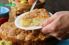 This ginger apple torte recipe teaches you how to make a wonderful thanksgiving desert. With the exact quantity of ing. Vanilla Yogurt, Vanilla Ice Cream, Apple Torte, Thanksgiving Deserts, Ginger Apple, Torte Recipe, Springform Pan, Apple Slices, Brown Butter