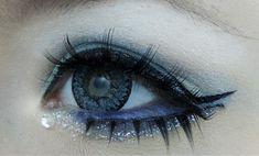 Gyaru Makeup, Kawaii Makeup, Eye Makeup, Makeup Tumblr, Makeup Eyes, Eye Tutorial, Eye Make Up, Make Up Looks