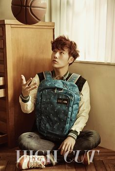 Sung Gyu - High Cut Magazine Vol.143