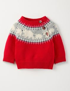 Winter Sweater 71545 Knitted Sweaters at Boden