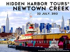 The Compleat Traveller: Explore New York City's Newtown Creek
