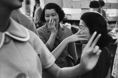 Tokyo, 1958 (Marc Riboud)