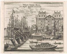 Jan Veenhuysen   West-Indisch Huis te Amsterdam, Jan Veenhuysen, 1665  