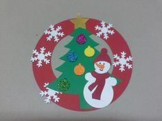 winter-wreath-craft-idea – Crafts and Worksheets for Preschool,Toddler and Kindergarten Christmas Crafts For Kids To Make, Preschool Christmas, Christmas Activities, Xmas Crafts, Winter Christmas, Christmas Wreaths, Christmas Decorations, Christmas Ornaments, Winter Wreaths