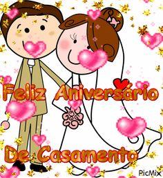 Feliz Aniversário De Casamento