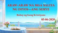 Araw-araw na mga Salita ng Diyos Tagalog, Worship Songs, God, Youtube, Christian Living, Word Of God, Take Care Of Yourself, Dios, Allah