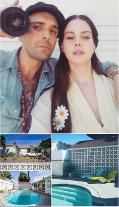 Lana Del Rey behind the scenes of her shoot for Paris Match Magazine with photographer Sébastien Micke #LDR