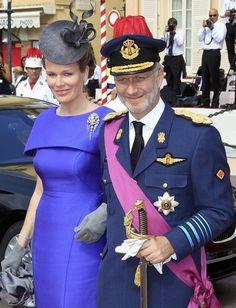 Princess Mathilde, July 2, 2011