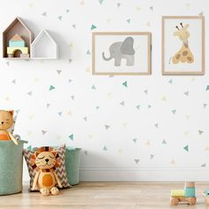 Baby Room Colors, Baby Room Neutral, Baby Boy Room Decor, Baby Room Design, Room Wall Decor, Baby Bedroom, Baby Boy Rooms, Girl Room, Kids Bedroom