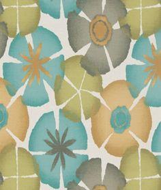 Robert Allen @ Home Pure Petals Pool Fabric