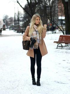Paris inverno roupas