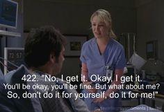 I loved Katherine's acting in this scene.