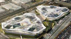 NVIDIA Corporation's new headquarters. (NVDA). http://www.nvidia.com/page/home.html