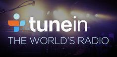 TuneIn Radio Pro 6.7 (Android Application)