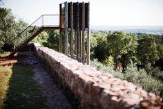 Parco Ungaretti, Sagrado, GO. Studio di architettura Bornelloworkshop