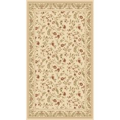 Gallery Traditional Woven Cream