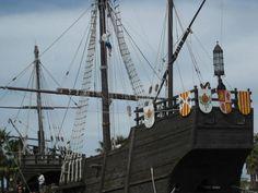 Fotografía: Daysi Debia - Palos de la Frontera Sailing Ships, Boat, Sticks, Europe, Scenery, Dinghy, Boats, Tall Ships, Ship