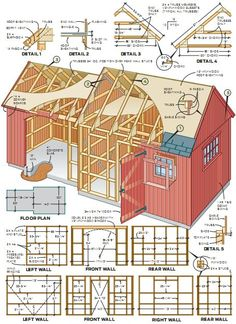 How to Build a Shed - Example 1