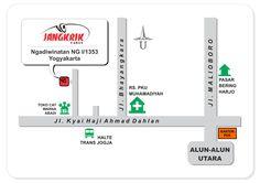 Yuk mampir ke Jangkrik T-shirt! Jl. Ngadiwinatan NG 1/1353  Yogyakarta