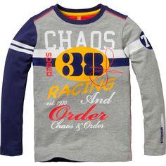 Chaos-and-Order.com | Hét hippe merk voor baby's en kids!::Boys::Bing grey