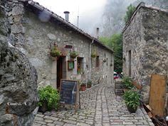 Bulnes Asturias Spain