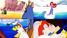 Fanpop Poll Results: ★ Battle of the Disney Scenes - Favorite Scene: The Little Mermaid ★ - Read the results on this poll and other Walt Disney Characters polls