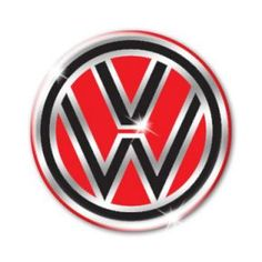 VW Volkswagen CUSTOM 3D Domed Gel Wheel Center Cap Decals Set of 4Default Colour: Black on Chrome with Red disc colourTo fit: All VW's including, Corrado, Golf, Jetta, Lupo, New Beetle, Passat, Polo, Scirocco, T2, T3, T4, T5, Touran, Transporter, Vento, gti