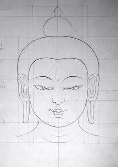 Art Buddha, Buddha Drawing, Buddha Artwork, Buddha Painting, Mandala Art, Mandala Drawing, Art Indien, Art Du Croquis, Madhubani Art