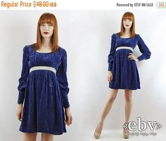 Navy blue by decoratore on Etsy