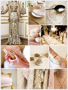 Oh the gold dress would be amazing if I do my 10 Year vow renewal ceremony.