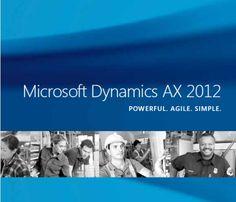 Microsoft Dynamics AX 2012.