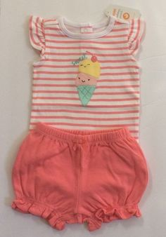NWT Gymboree Baby Girls Dusty Rose Striped 1-Piece Sizes 0 3 6 12 18