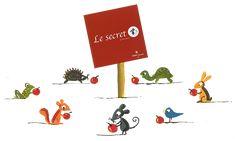 La maternelle de ToT: ALBUM - LE SECRET