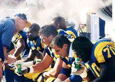 St. Louis Rams. October 1998.