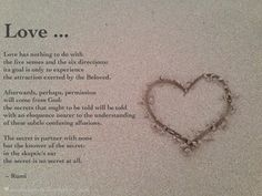 quotes about love from Rumi - Yahoo Image Search Results