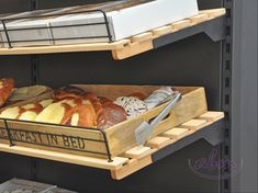 Wyposażenie cukierni - ABM Wyposażamy Sklepy Bread, Food, Breads, Baking, Meals, Yemek, Sandwich Loaf, Eten