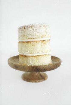 how to make mini naked cakes