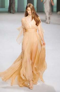 Evening/ Prom Dress Inspired by Elie Saab Ready to Wear Spring 2011 Styles - The Celebrity Dresses ($170.00)
