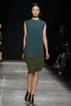 Narciso Rodriguez RTW Spring 2013 - Runway, Fashion Week, Reviews and Slideshows - WWD.com