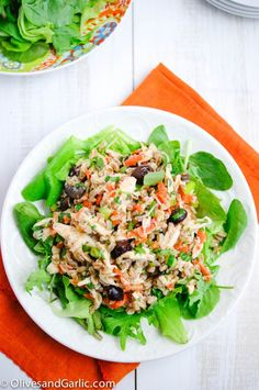 Moroccan chicken salad | Food Wine Thyme