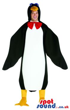 #penguin #mascots by #spotsound_uk -Discover all our #penguins #mascots #costumes for your marketing events on:http://www.spotsound.co.uk/36-penguin-mascots - 7 sizes available with fast shipping over the world ! We can also customize your future #penguin #mascot ! Visit us ;)