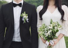68 Ideas wedding couple ulzzang for 2019 Wedding Vow Art, Renewal Wedding, Wedding Couples, Cute Couples, Dream Wedding, Ulzzang Couple, Ulzzang Girl, Korean Couple, Avatar Couple