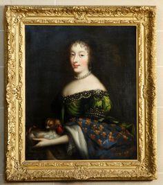Princess Henrietta Anne, Duchess of Orléans ('Minette') (1644–1670) French School