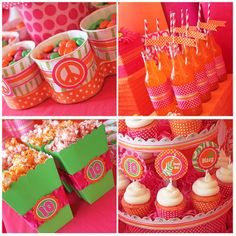 Peace Out Party Printables   Peace Birthday by AmandasPartiesToGo, $29.00