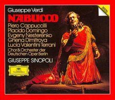Giuseppe Sinopoli - Verdi: Nabucco
