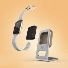 Moduul : LG G Watchを置き時計に変える充電も可能なアクセサリーキット